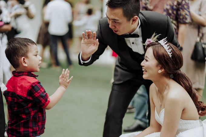 The Wedding Of Grady & Kezia by delazta wedding coordinator - 018