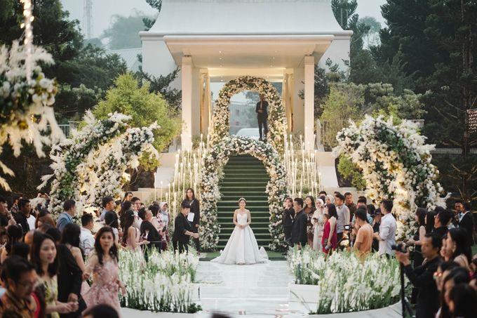 The Wedding Of Grady & Kezia by delazta wedding coordinator - 023