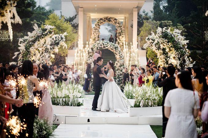 The Wedding Of Grady & Kezia by delazta wedding coordinator - 027