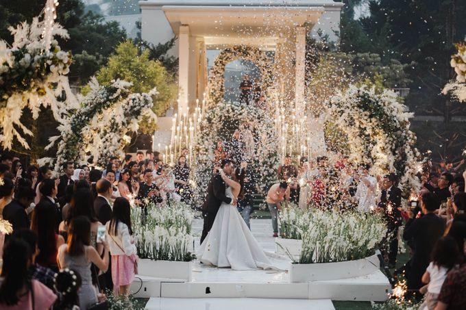 The Wedding Of Grady & Kezia by delazta wedding coordinator - 025