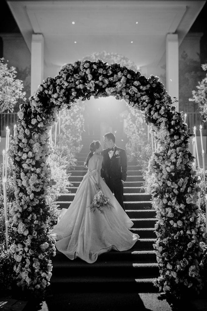 Grady & Kezia Wedding Decoration by Valentine Wedding Decoration - 036