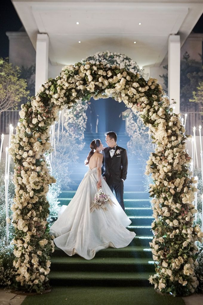 Grady & Kezia Wedding Decoration by Valentine Wedding Decoration - 037