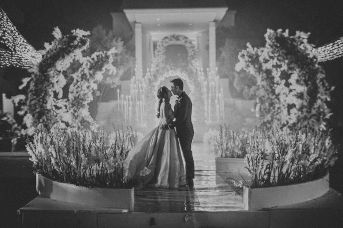 Grady & Kezia Wedding Decoration by Valentine Wedding Decoration - 039