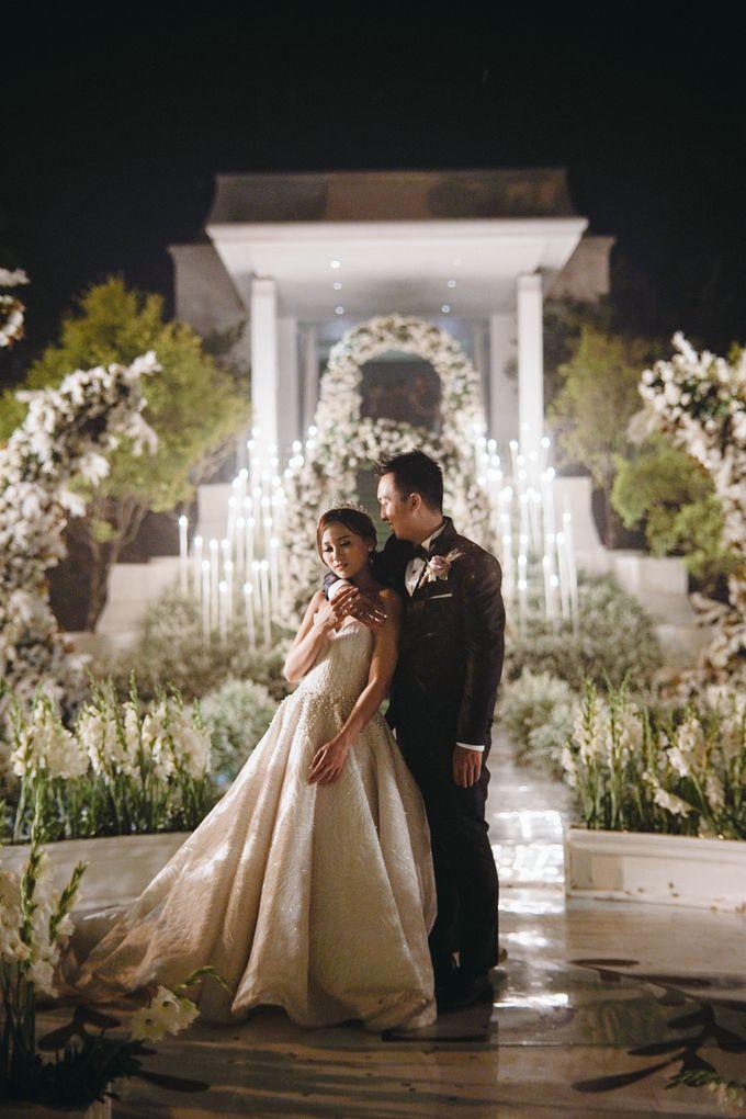 Grady & Kezia Wedding Decoration by Valentine Wedding Decoration - 040