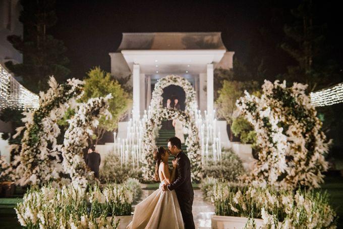 The Wedding Of Grady & Kezia by delazta wedding coordinator - 028