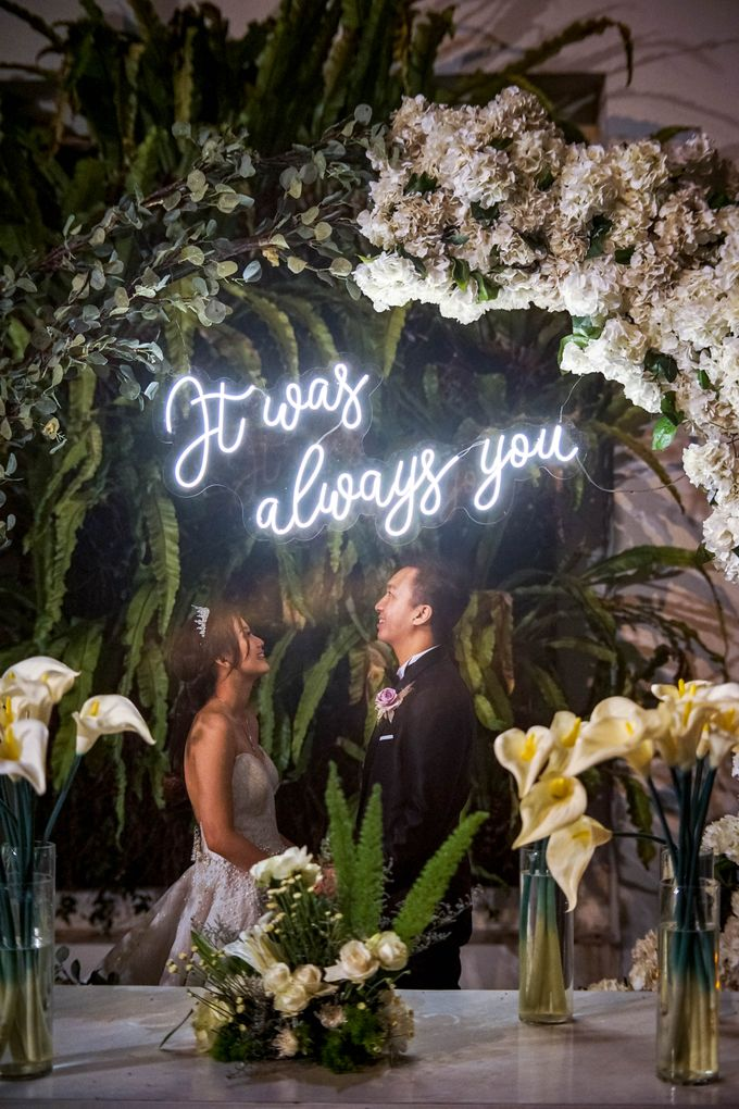 Grady & Kezia Wedding Decoration by Valentine Wedding Decoration - 043