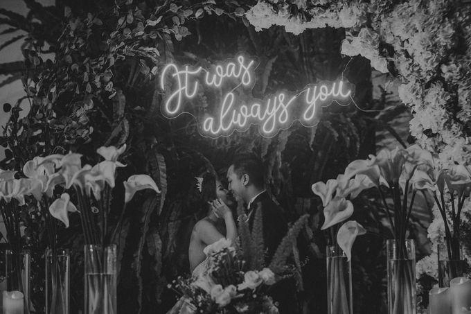 The Wedding Of Grady & Kezia by delazta wedding coordinator - 021