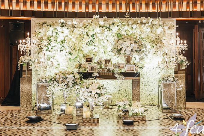 The Wedding of Dana & Hendri by 4Seasons Decoration - 011
