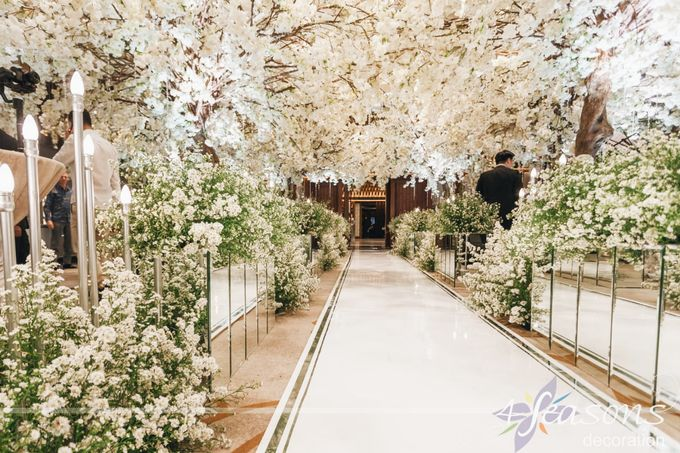 The Wedding of Dana & Hendri by 4Seasons Decoration - 006