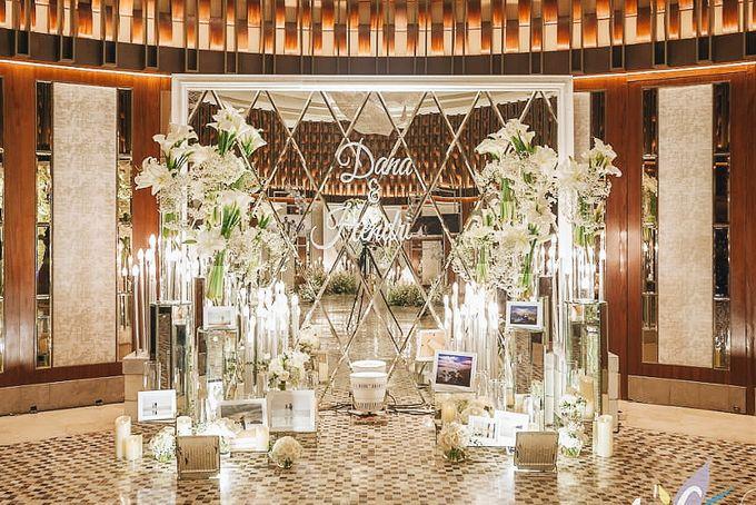 The Wedding of Dana & Hendri by 4Seasons Decoration - 007
