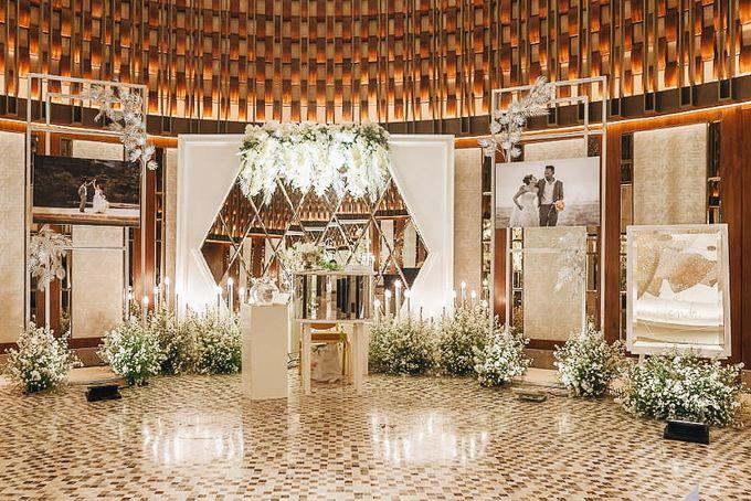 The Wedding of Dana & Hendri by 4Seasons Decoration - 008
