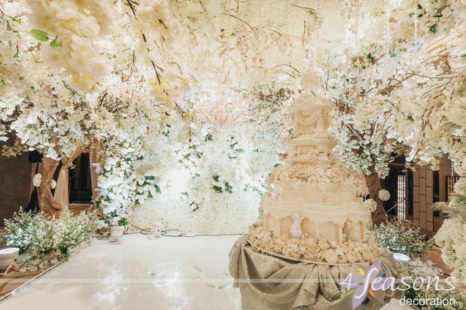 The Wedding of Dana & Hendri by 4Seasons Decoration - 009