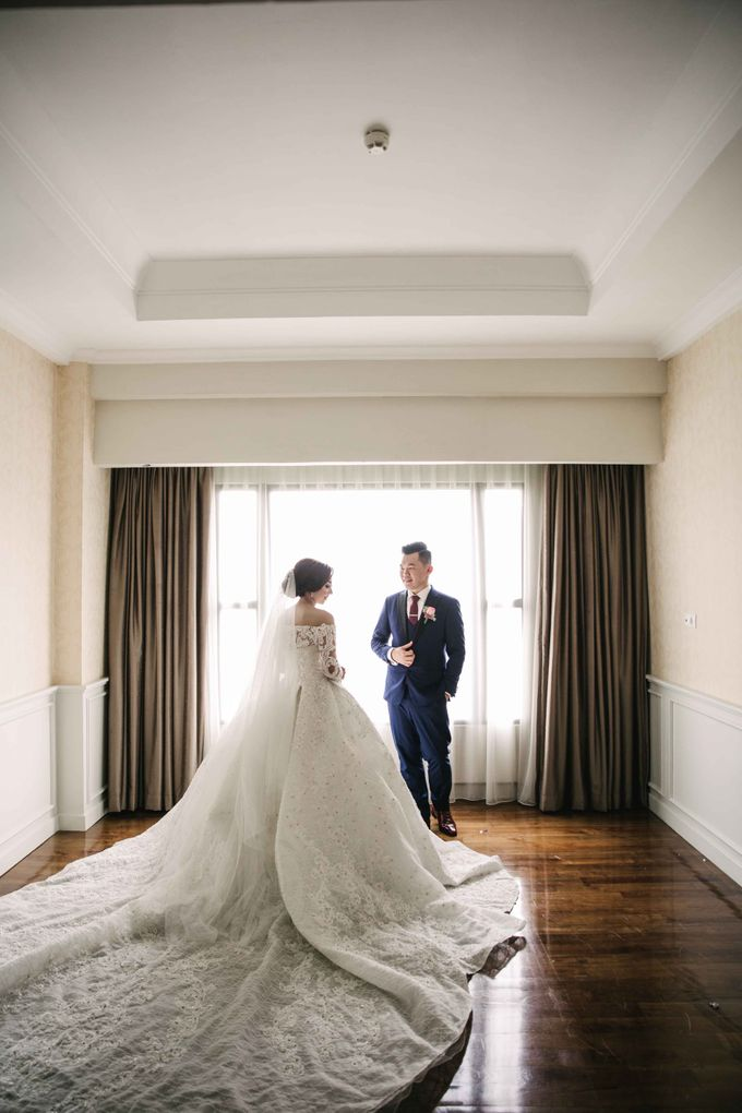 Deni & Cicilia Wedding by Royal Kuningan Jakarta - 007