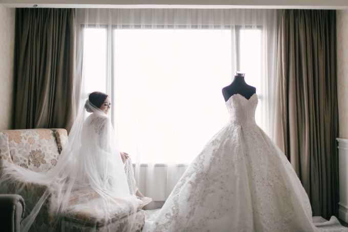 Deni & Cicilia Wedding by Royal Kuningan Jakarta - 002