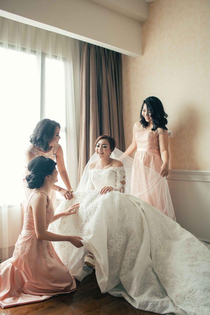 Deni & Cicilia Wedding by Royal Kuningan Jakarta - 003