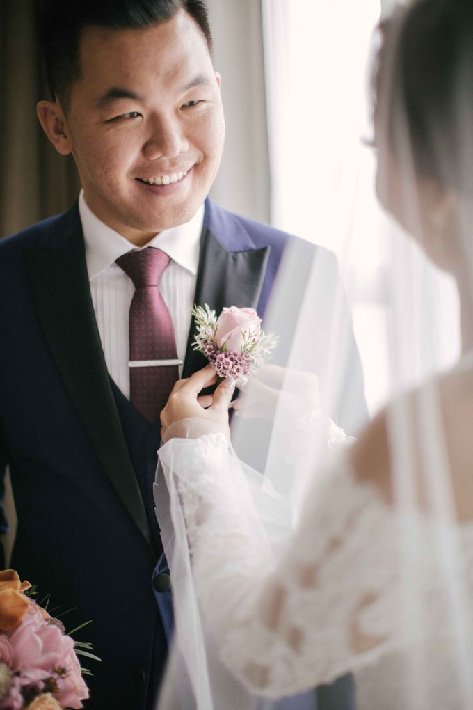 Deni & Cicilia Wedding by Royal Kuningan Jakarta - 006