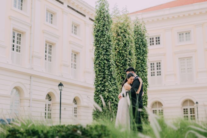 Daniel & Gali || Pre-wedding by Krystalpixels - 014