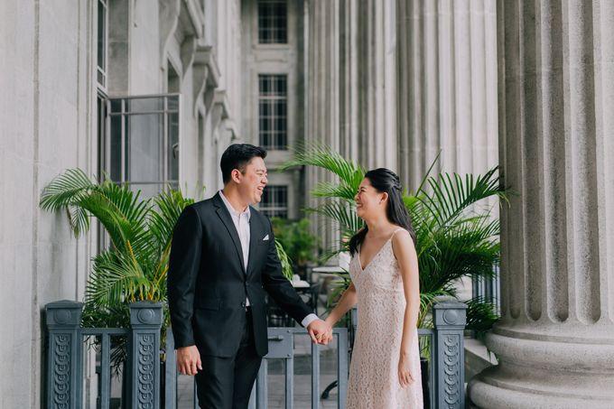 Daniel & Gali || Pre-wedding by Krystalpixels - 001
