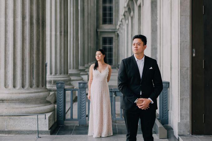Daniel & Gali || Pre-wedding by Krystalpixels - 004