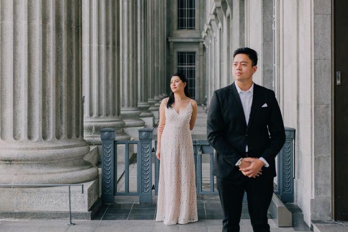 Daniel & Gali || Pre-wedding by Krystalpixels - 005