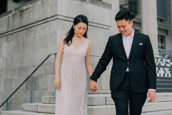 Daniel & Gali || Pre-wedding by Krystalpixels - 006