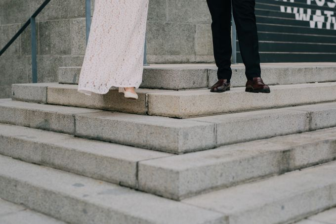 Daniel & Gali || Pre-wedding by Krystalpixels - 007