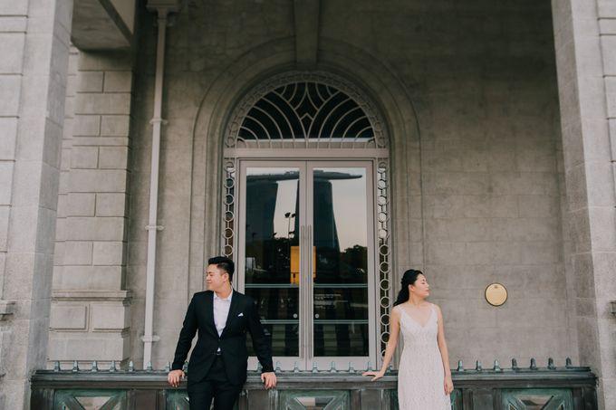 Daniel & Gali || Pre-wedding by Krystalpixels - 009