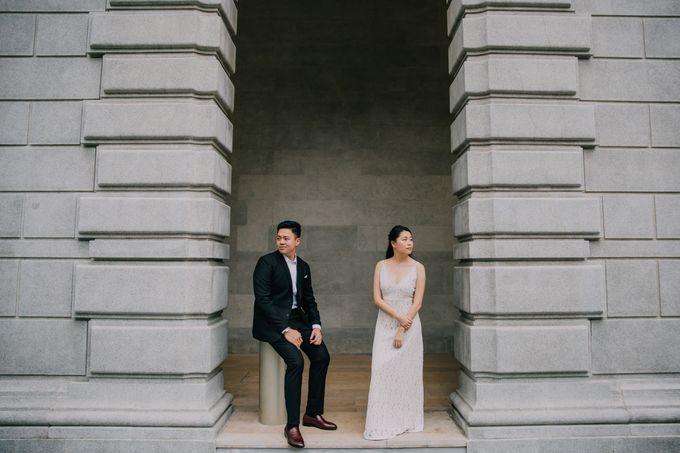 Daniel & Gali || Pre-wedding by Krystalpixels - 011