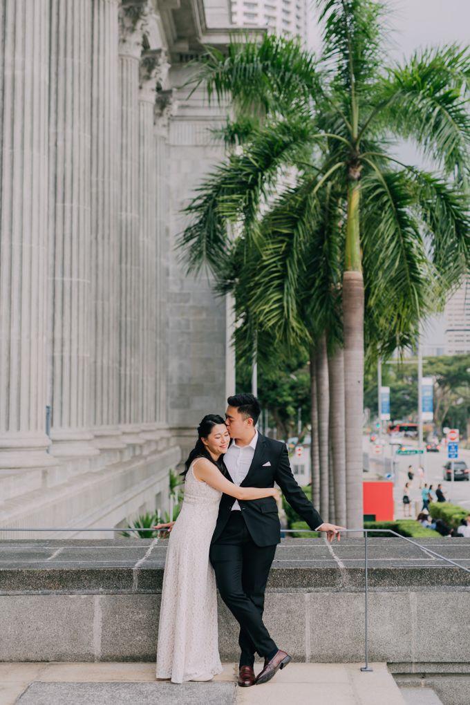 Daniel & Gali || Pre-wedding by Krystalpixels - 003