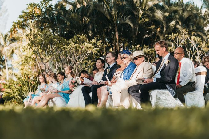 Garden Wedding by the beach by My Love Momentz - 028