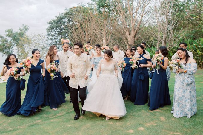 The Wedding of Destine & Mariz by Hilda by Bridestory - 008