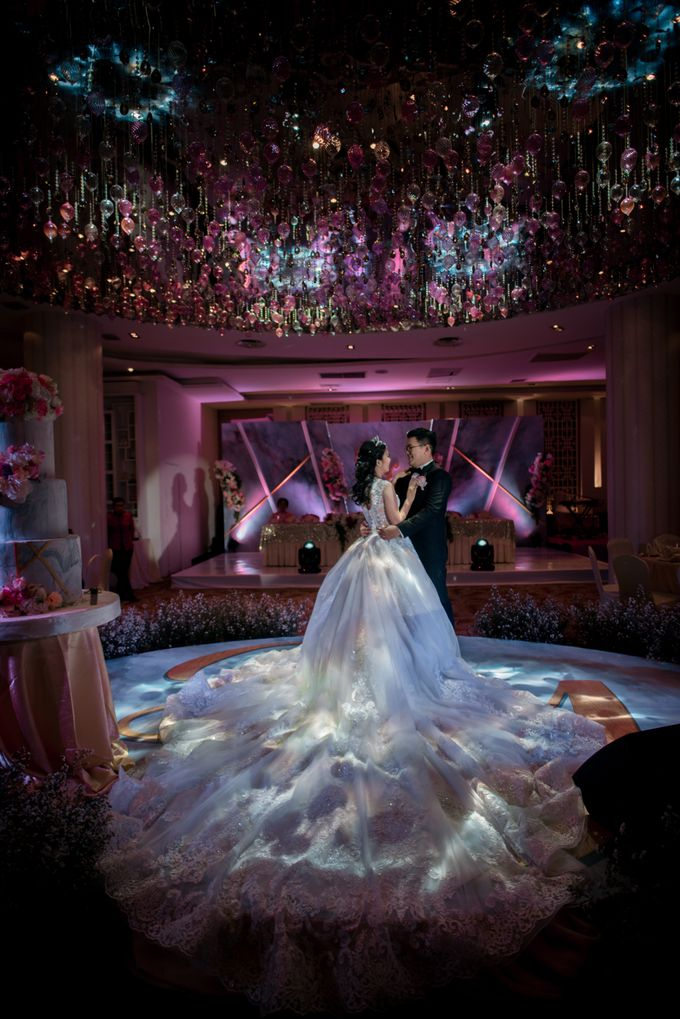 The Wedding of Danny & Yenty by Yumi Katsura Signature - 006