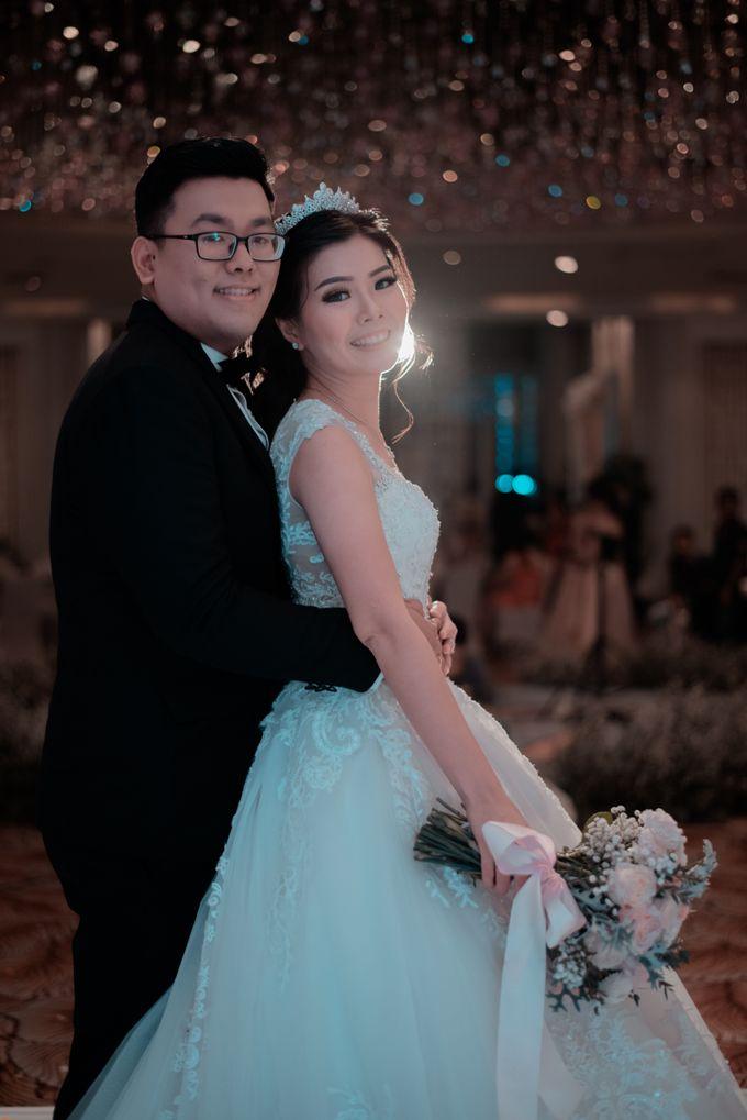 The Wedding of Danny & Yenty by Yumi Katsura Signature - 003