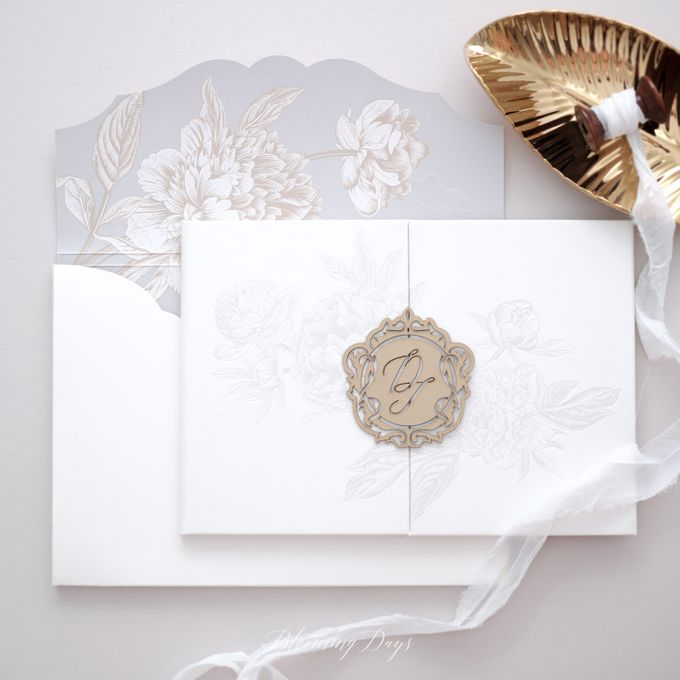 THE BEAUTY OF SPRING by BloomingDays Invitation Studio - 001