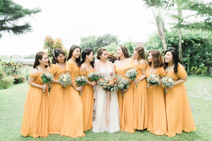 Orange & Yello Wedding by Foreveryday Photography - 025