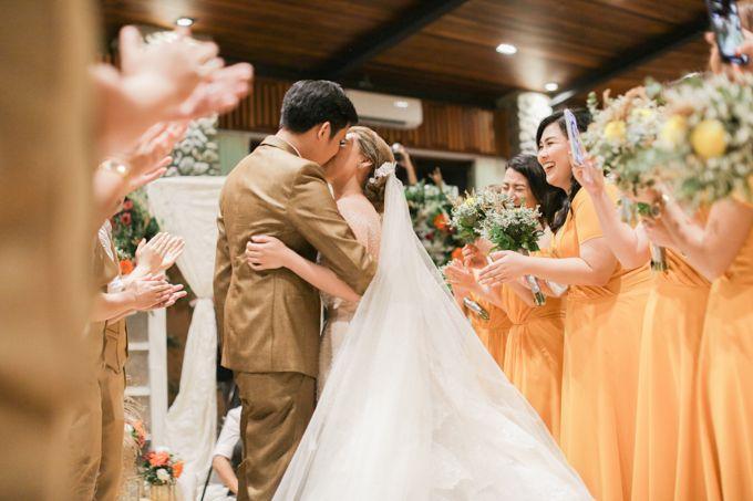 Orange & Yello Wedding by Foreveryday Photography - 036