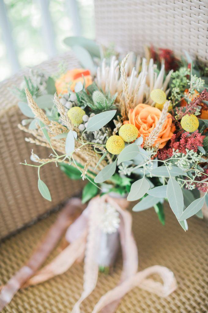 Orange & Yello Wedding by Foreveryday Photography - 008
