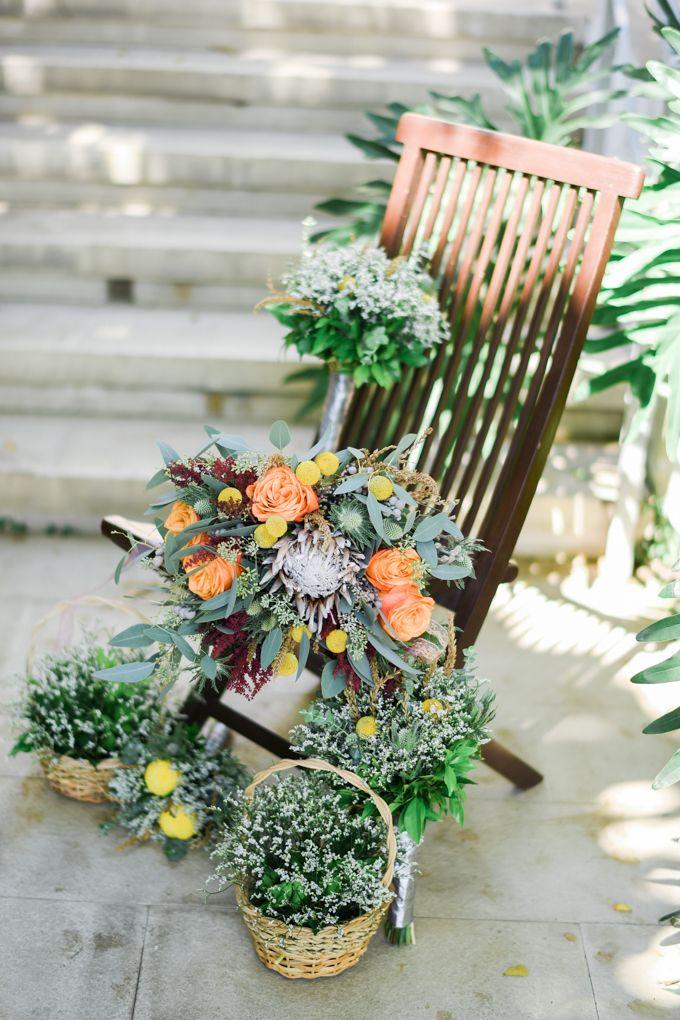 Orange & Yello Wedding by Foreveryday Photography - 018