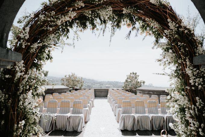 The Wedding of Daniel & Jessica by GH Universal Hotel - 003