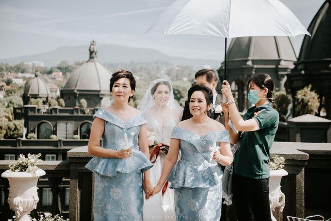 The Wedding Daniel & Jessica by GH Universal Hotel - 003