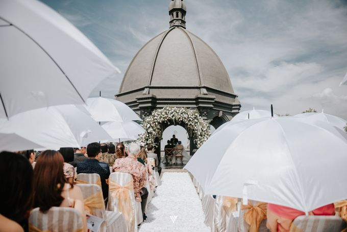 The Wedding of Daniel & Jessica by GH Universal Hotel - 005