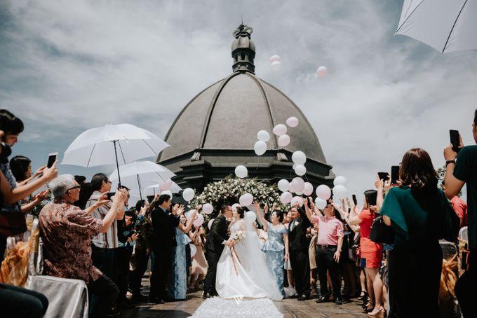 The Wedding of Daniel & Jessica by GH Universal Hotel - 007