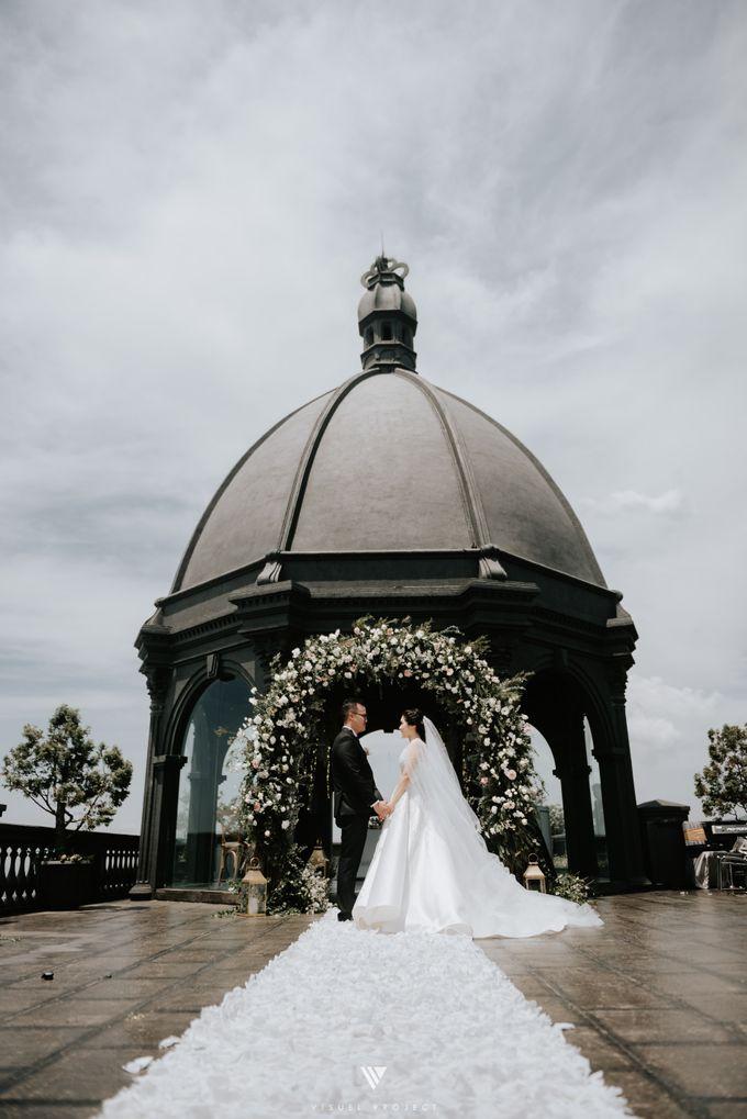 The Wedding of Daniel & Jessica by GH Universal Hotel - 008
