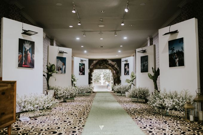 The Wedding of Daniel & Jessica by GH Universal Hotel - 010