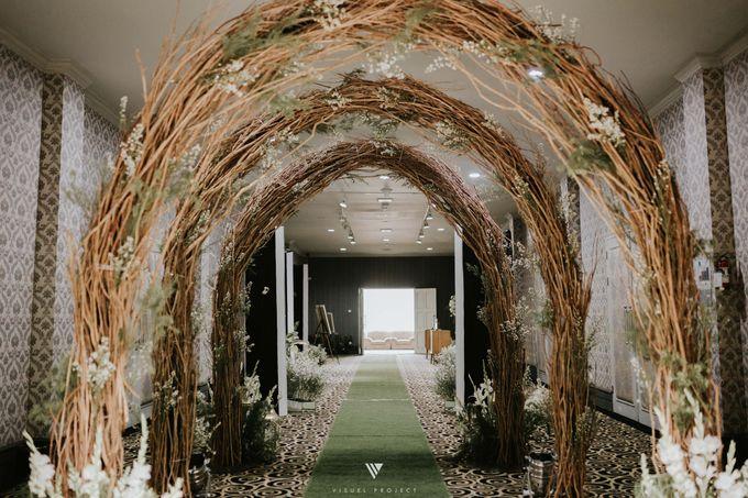 The Wedding of Daniel & Jessica by GH Universal Hotel - 011