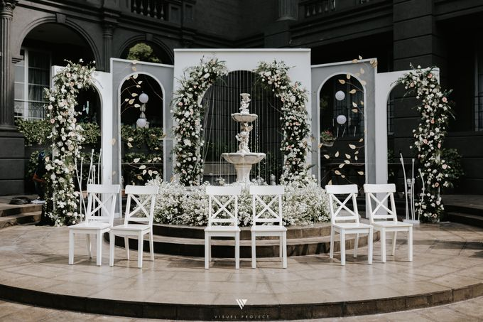 The Wedding of Daniel & Jessica by GH Universal Hotel - 012
