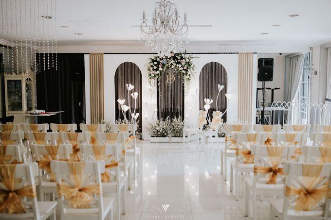 The Wedding of Daniel & Jessica by GH Universal Hotel - 013