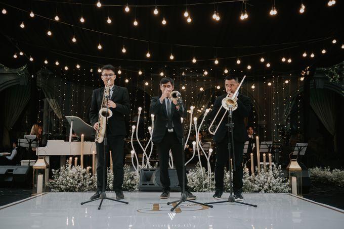 The Wedding of Daniel & Jessica by GH Universal Hotel - 015