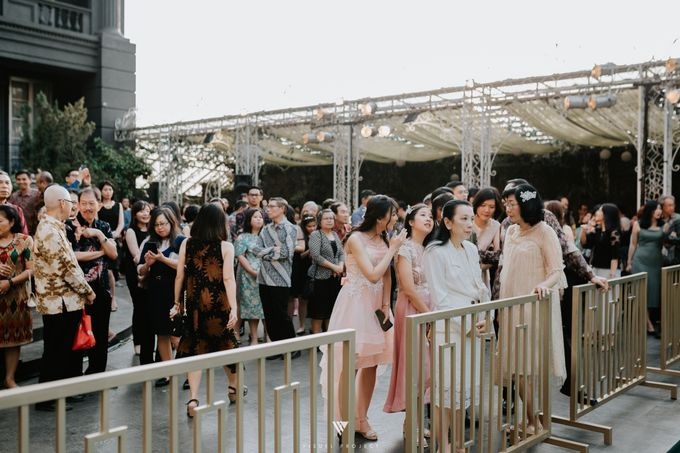 The Wedding of Daniel & Jessica by GH Universal Hotel - 016
