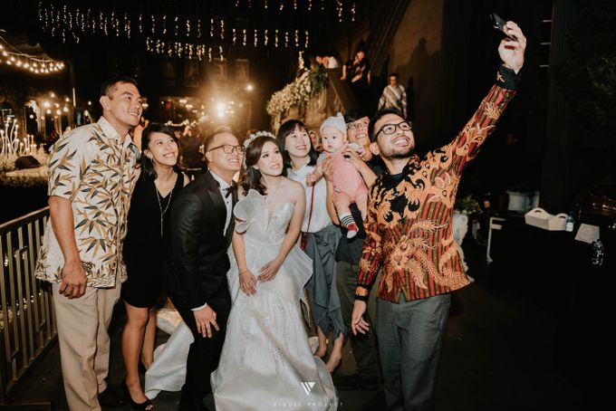 The Wedding of Daniel & Jessica by GH Universal Hotel - 020